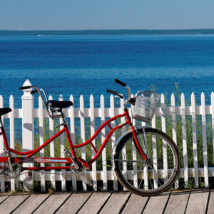 Mackinac Tandem - Mackinac Island, Michigan