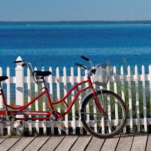 Mackinac Tandem - Mackinac Island, Michigan